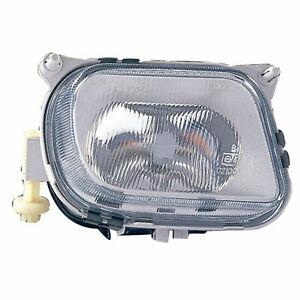 Depo Mercedes Benz E 300 320 430 Glass Driving Fog Light Lamp Right Passenger