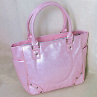 Hellokitty Handbag Tote Shoulder Bag 2018 New Pink Patent Leather