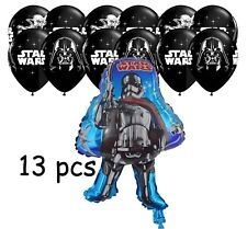 Star Wars Captain Phasma + 12 Latex Balloons (13 piece set) Storm Trooper