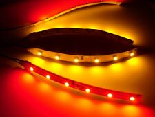 "4"" Superbright RC Red and Yellow Underbody LED Strip Lights FPV Quadcopter"