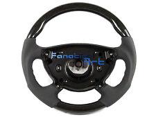 Mercedes W211 E Class Sport Steering Wheel Bird's Eye Maple Wood (US Stock)