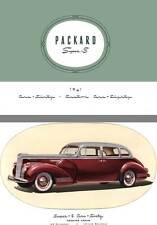 New listing Packard 1941 - Packard Super 8 - 1941 Packard One Sixty, Packard Custom, Packard