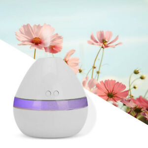 LED Ultrasonic Humidifier Aroma Aromatherapy Essential Oil Diffuser Air Purifier