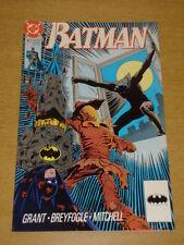 BATMAN #457 DC COMICS DARK KNIGHT TIM DRAKE 1ST NEW ROBIN DECEMBER 1990 X