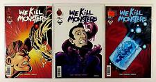 We Kill Monsters Lot Of 3 Comics Red 5 #4 5 6 (Vf/Nm)