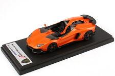 1:43 Lamborghini Aventador J Atlas-naranja-LookSmart ls398e-NIB