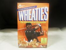 Wheaties Cereal Box ~ Tiger Woods ~ Full (#1)