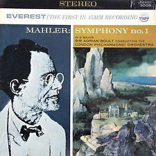Limited Edition Symphony Classical Vinyl Records