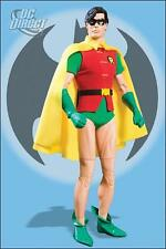 "DC DIRECT ROBIN CLASSIC 13"" DELUXE COLLECTOR FIGURE 1/6 SCALE MIB Batman Joker"