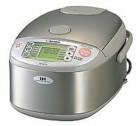 New Zojirushi overseas IH rice cooker 220-230V NP-HLH18XA 10 cup Japan New