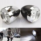 Retro Bike Bicycle Accessory Front Light Bracket 3LED Headlight Lamp NEW