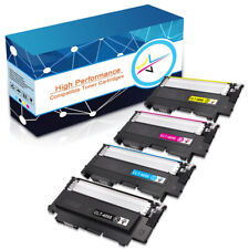 US 4-PK CLT-409S  For Samsung CLP-315 Color Toner CLP-315W CLX-3175FN CLX-3175FW