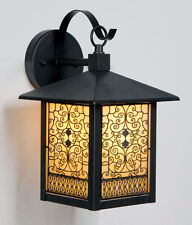 Tiffany Style Outdoor Wall Light Ideal for Living room / Dining room etc