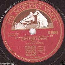 Blues 78RPM Records