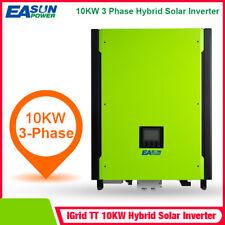 10KW Solar Inverter 48V 380V Grid Tie Inverter 3-Phase On/Off Grid Inverter MPPT