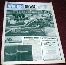 Aviation News 9.26 French Aerospace,Handley Page 0/400