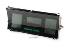 857919054B Audi Urquattro Typ 85 Instrumentengehäuse Digitalinstrument