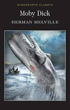 Moby Dick (Wordsworth Classics) by Herman Melville Paperback Book The Cheap Fast