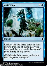ANTICIPATE Battle For Zendikar Magic MTG cards (GH)