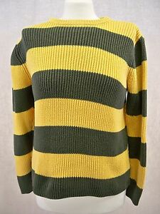 The Children's Place Sweater  Boys  Brown Gold Boy's Size Large 10/12