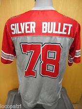 Mens Licensed Coors Light Silver Bullet Shirt New S
