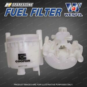 Wesfil Fuel Filter for Holden Commodore VE Crewman One Tonner VZ VY VY II