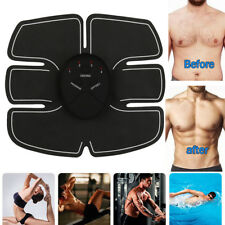 Smart Ems Fitness Belt Abs Muscle Toning Trainer Message Stimulator Body Kit F2