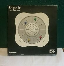 2007 Snipe it electronic board game, imagination last one wins,