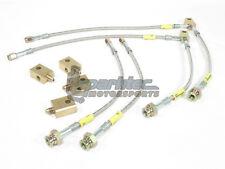 Goodridge G-Stop Stainless Steel Brake Line Kit for 09-11 Nissan GT-R R35 NEW