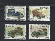 Spain Stamps - 1977 Vintage Cars In MNH Condition