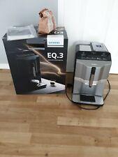Siemens EQ.3 s300 TI303503DE 1300W Kaffeevollautomat - Titanium/Schwarz