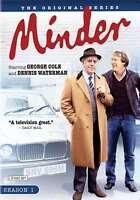 New: MINDER - Season 1 (3-Disc Set) British TV Series DVD