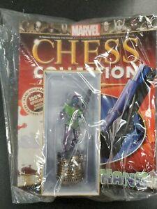 Eaglemoss Chess Piece Kang  #11 Black Rook Marvel Comics  NEW