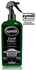 Zymol Field Glaze 8oz. Quick detailer concours spray wax show preparation