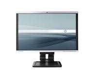 "HP L2445W 24"" Monitor 61cm 24 Zoll Widescreen TFT Display schwarz"
