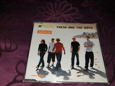 O-Town / These are the Days - Maxi CD