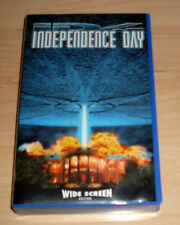VHS - Independence Day - Roland Emmerich - Will Smith - Videokassette