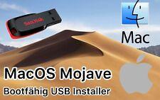 ? macOS 10.14 Mojave auf 16 GB Bootfähiger USB Stick ?