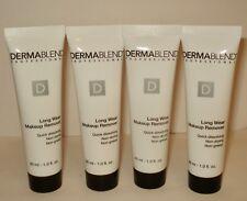 Dermablend Long Wear Makeup Remover - Set of 4 travel size 1.0 oz/30 ml each