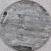 Buffalo Nickel Error Split Planchet - Reverse Half