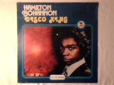 HAMILTON BOHANNON Disco king lp ITALY UNIQUE RARISSIMO SIGILLATO VERY RARESEALED