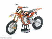 KTM RED BULL NO:5 RYAN DUNGEY 2014 MOTOCROSS DIECAST MODEL BIKE TOY GIFT 1:10