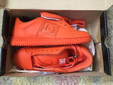 RARE!!!! DC Women's Shoes The Spotted Pig Restaurant Orange Size 7 Rare