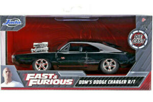 Fast & Furious Dom's Dodge Charger R/T 1:32 Diecast Model Car by Jada NEW