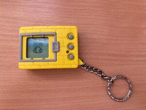 Bandai Original 1997 Digimon Virtual Pet Yellow