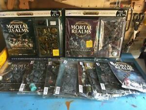 Games Workshop Age Of Sigmar Mortal Realms Warhammer New Bulk Lot
