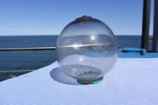 SUN-TURNED JAPANESE FISHING GLASS FLOAT