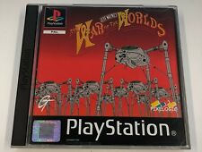 PlayStation 1 Jeff Wayne's The War Of The Worlds PS1 Pal