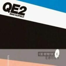 Qe2 Deluxe Edition Mike Oldfield Audio CD