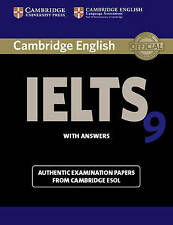 Cambridge IELTS 9 Student's Book with Answers: Authentic Examination Papers from Cambridge ESOL: Student's Book with Answers by Cambridge ESOL (Paperback, 2013)